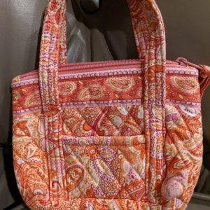 Vera Bradley Sherbet Mini Bag